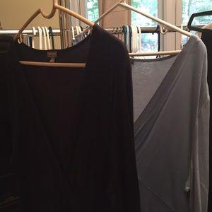 Ann Taylor medium 3/4 sleeve tops